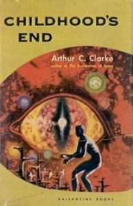 Childhoods End, first cover 1953