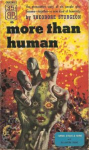 More than Human forside